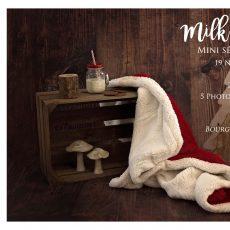 Mini Séance de Noël 2016 – Milk & Cookies