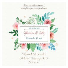 Mini Séances «Maman et Moi» – 2017