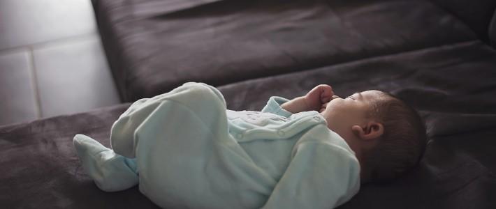 Séance nouveau-né «reportage» dans l'ardèche