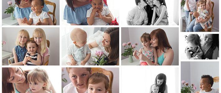 Mini séances «Maman et moi»