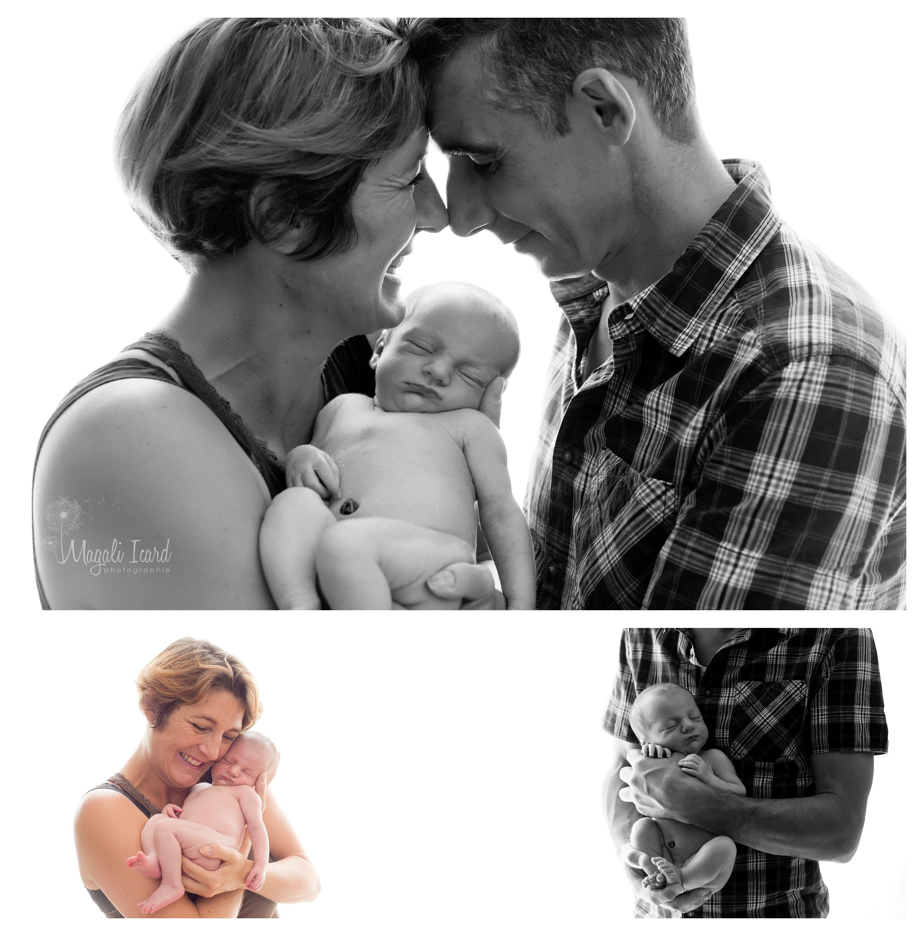 séance photo bébé parents près de montélimar