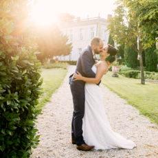 Mariage de C et J au Château Beauchêne